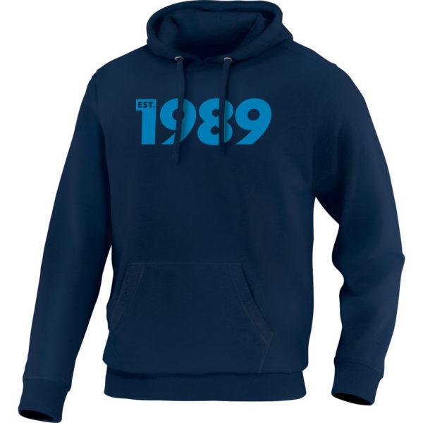 Kapuzensweat 1989